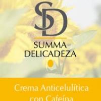 Crema Anticelulítica con Cafeína